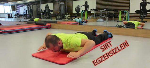 Sırt Egzersizleri Doğru Duruş