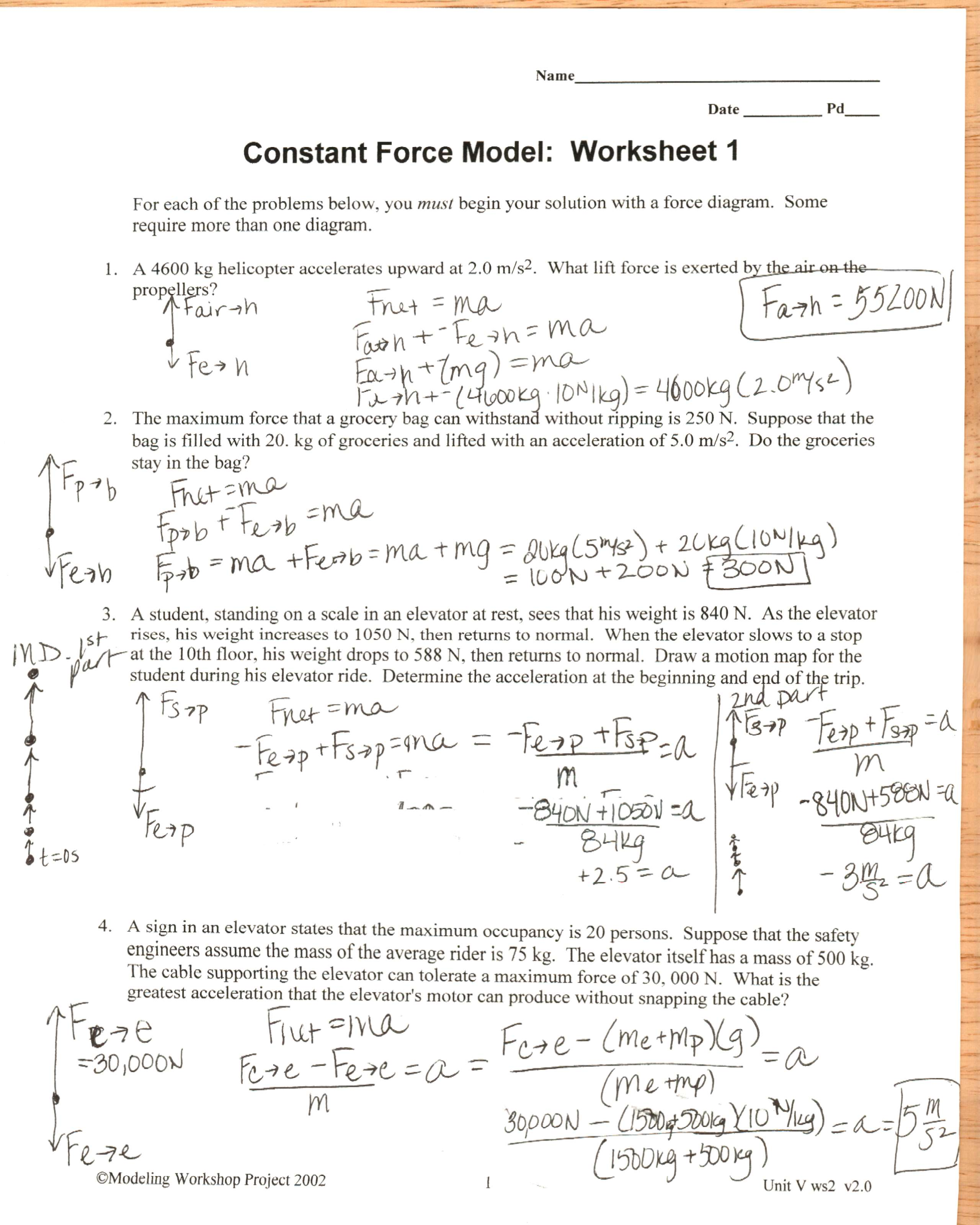 33 Circular Motion And Inertia Worksheet Answers