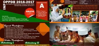 Informasi Pendaftaran Santri Baru MTs Zainul Hasan Genggong