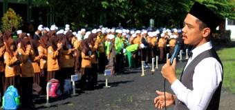 Pembukaan Masa PLM, Kepala Madrasah Himbau untuk Perbaiki Niat.