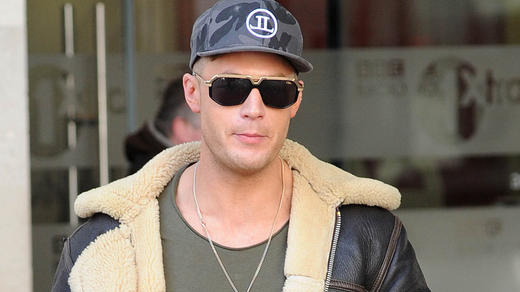Scotty T injures is back during sex session with Geordie Shore new girl Abbie Holborn