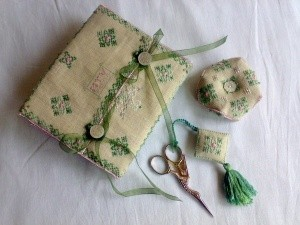 Romantic Stitcher's Time
