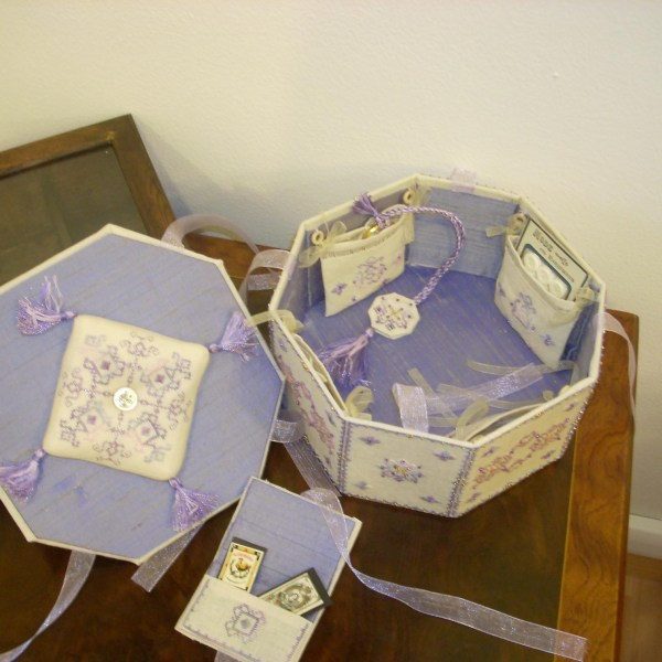 Treasure Sewing Box