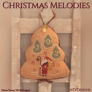 Christmas Melodies ornament