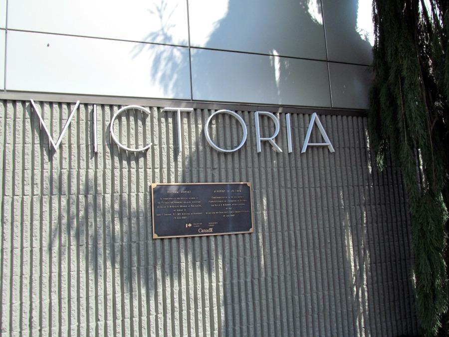 международный аэропорт Виктории