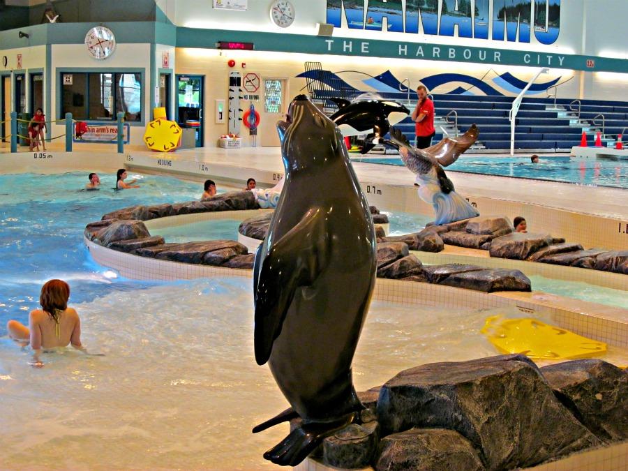 нанаймо акватик центр
