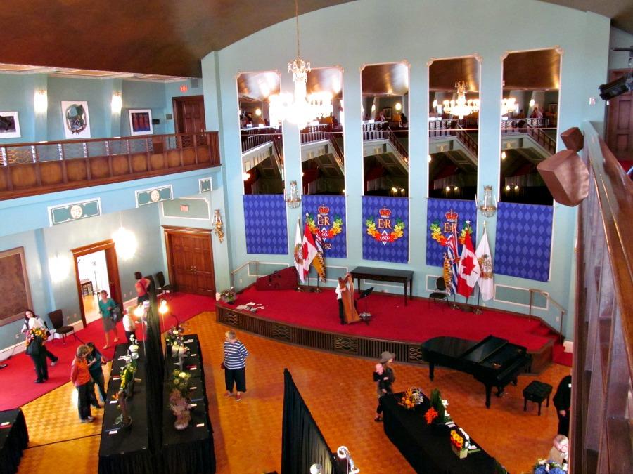 Правительственный дом, Виктория, Канада