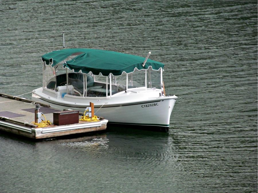 эко-тур на лодке