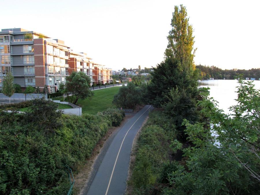Велодорожки Виктории