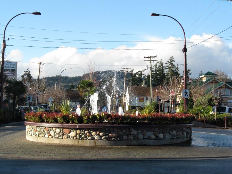 зима в Виктории