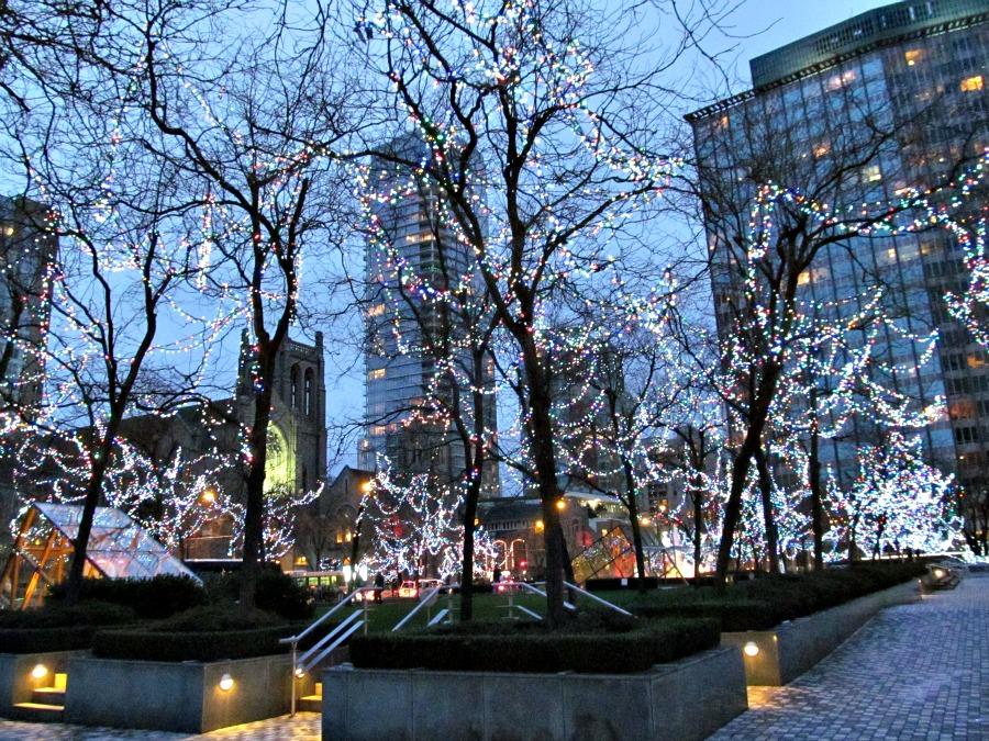 Рождество в Ванкувере