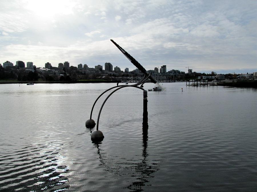 Ванкувер зимой