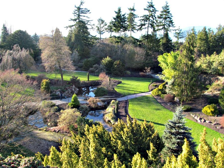 весна в Ванкувере