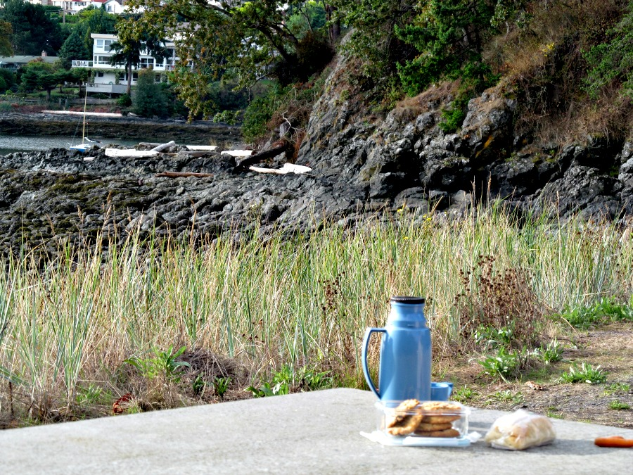 завтрак у океана