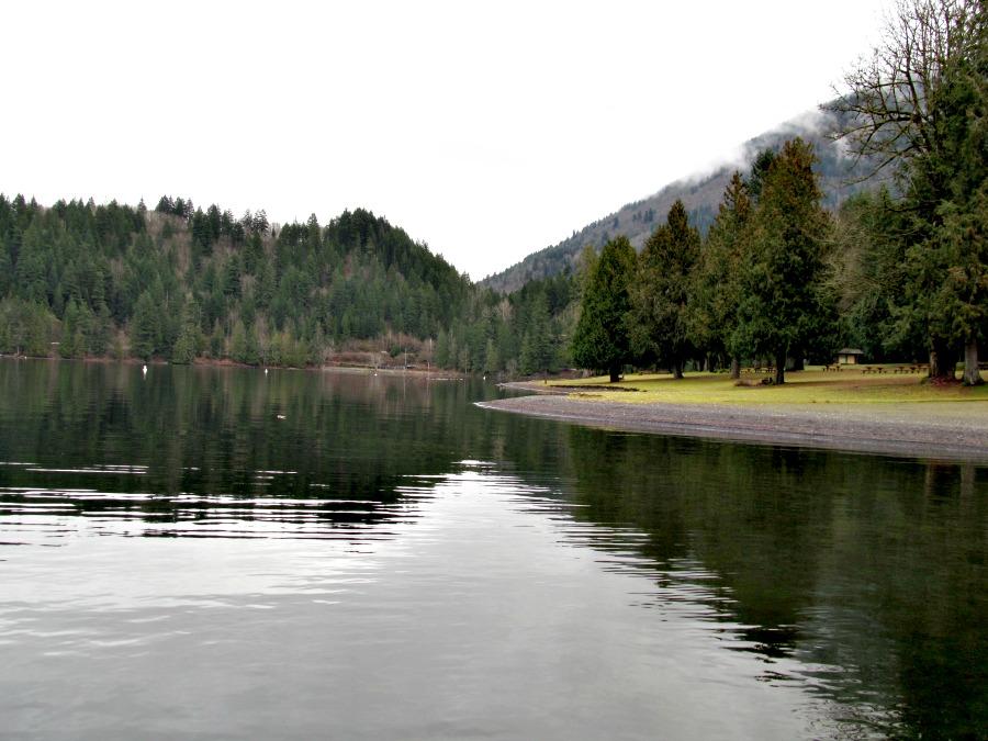 озеро Калтус