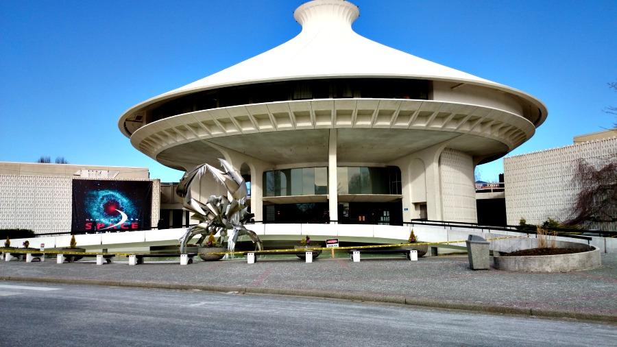 планетарий Ванкувер