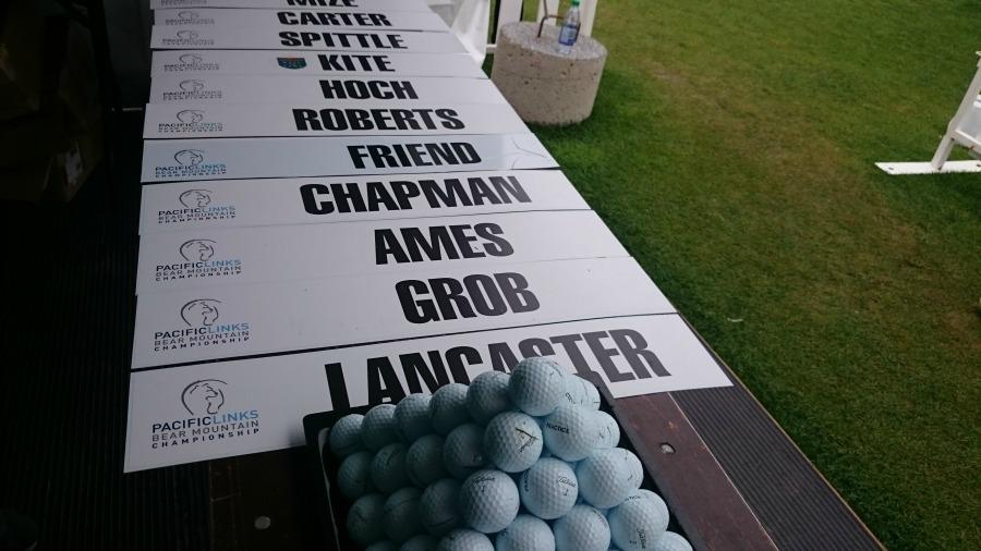 чемпионат по гольфу