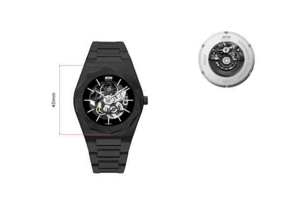 skeleton MTW Geneve Swiss made