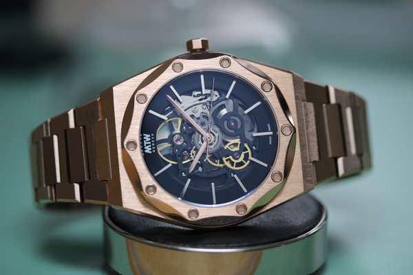 montre élégante suisse