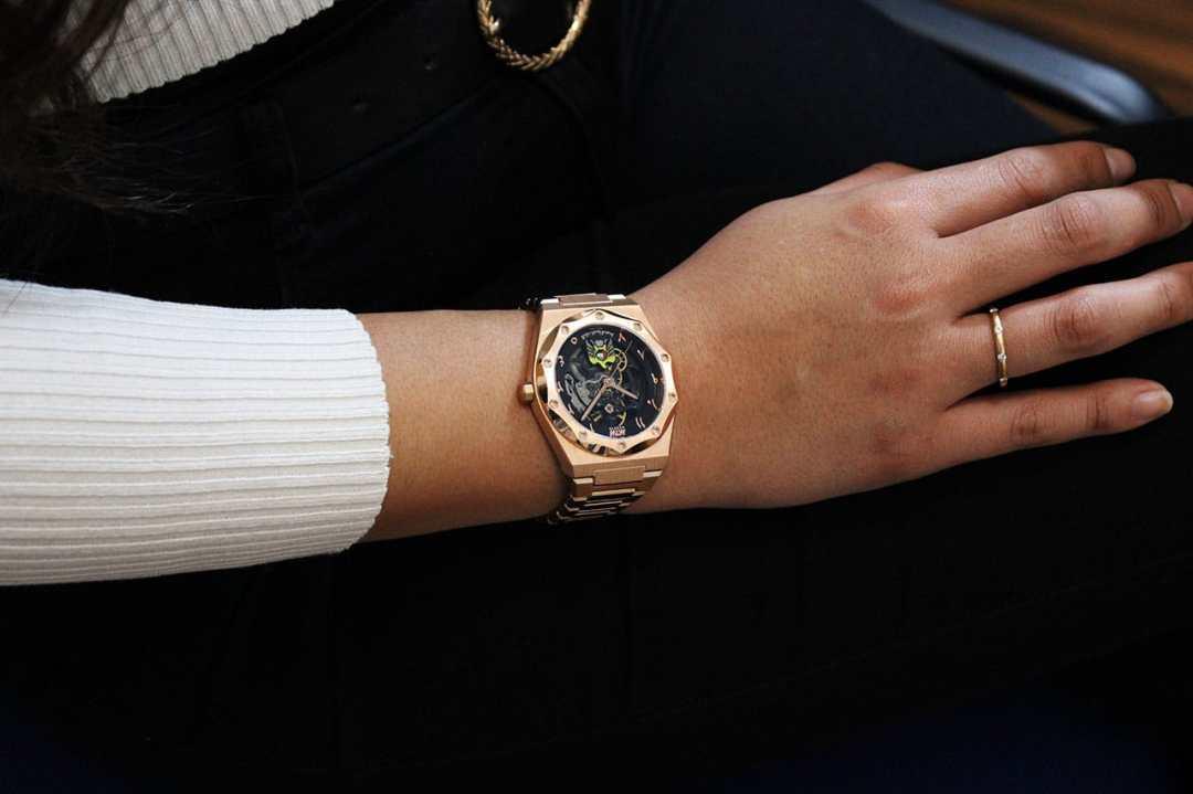 montre suisse Dubai edition