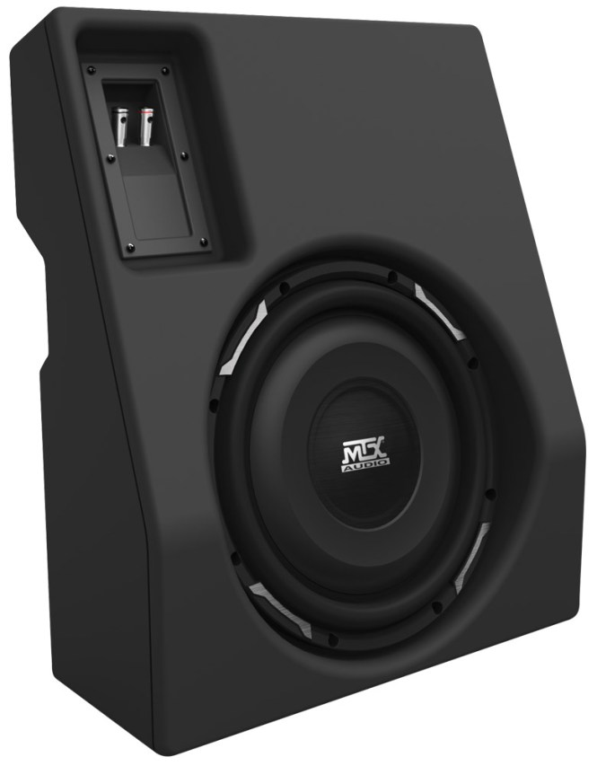 Picture Of Jeep Wrangler Tj Amplified Dual 10 Inch 200w Rms Vehicle Specific Custom Subwoofer
