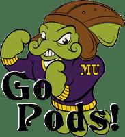 Go Pods!