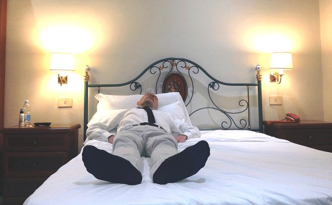 寢不足で低下した集中力をアップさせる方法とは ...