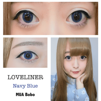 Bobo_Loveliner Navy Blue