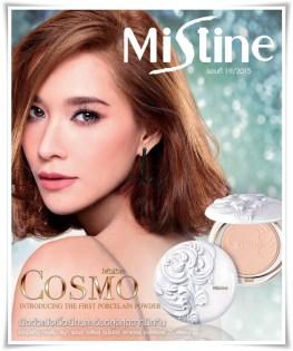 Mistine Powder Poster