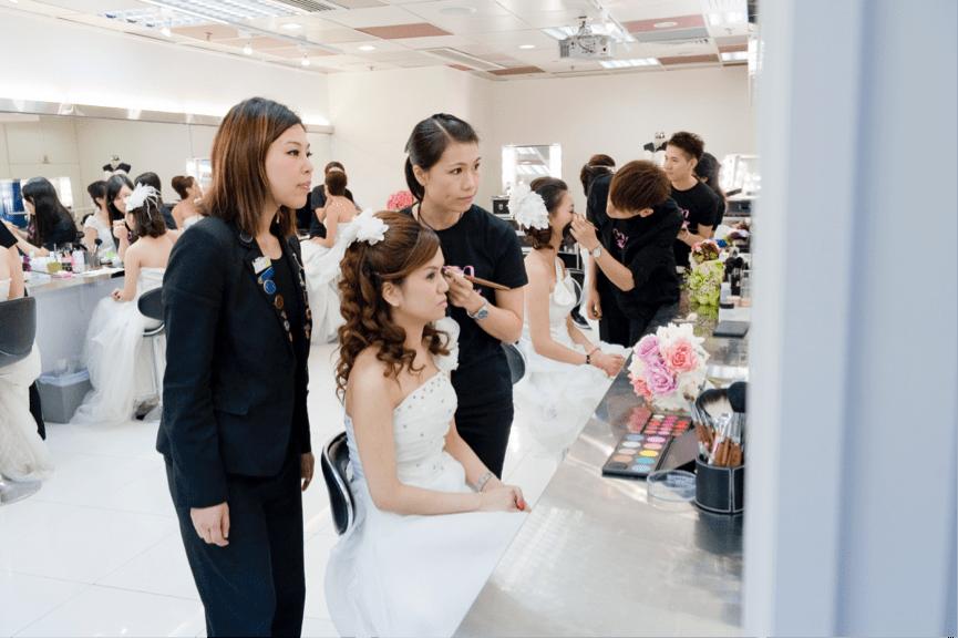 CMM 首席化妝師及培訓經理  Ice Yee 是這樣入行的!