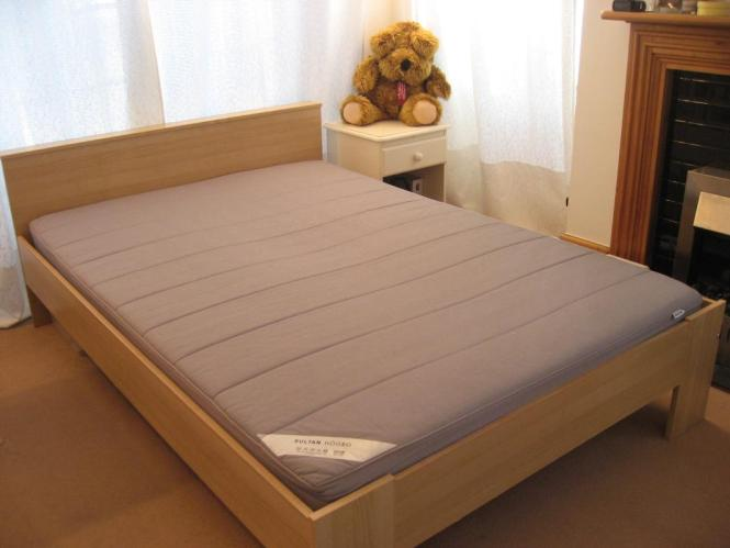 Ikea Bed Frame With Sultan Huglo Mattress Dundee Uk Free Classifieds Muamat