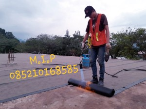 jasa pemadangan waterproofing membrane bakar | jasa waterproofing | jasa  waterproofing membrane bakar | jual membrane bakar murah