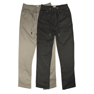 Men's Microfiber Trousers