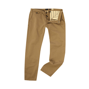 Men's Straight Fit Workday Khaki Smart Pants