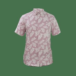 Men's Short Sleeve CVC AOP Shirt