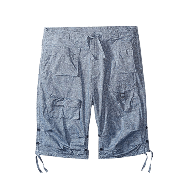 Men's Crosshatch Cargo Shorts