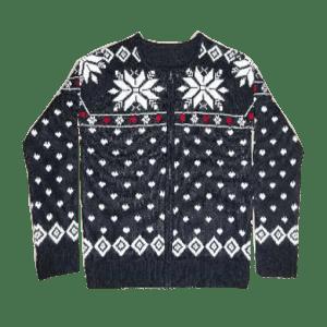 Women's Creepy Ugly Christmas Sweater
