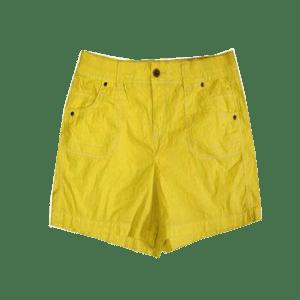 Women's Poplin Shorts