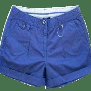 Women's Pleats Shorts
