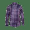 Men's Long Sleeve Welt Pocket Shirt