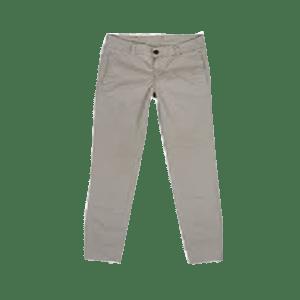 Women's 5 Pockets Canvas Pant