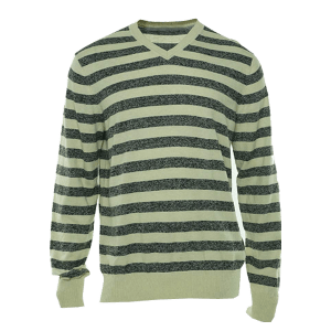 Men's Long Sleeve Crew-neck Sweater