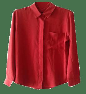 Women's Long sleeve front up dress