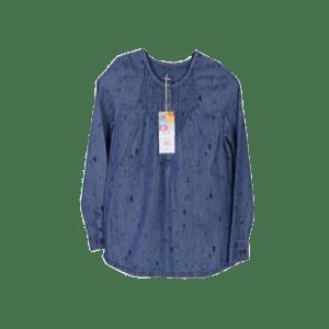 Women's Long Sleeve Printed Tops