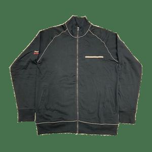 Men's Cross Pockets Zip Through  Jacket