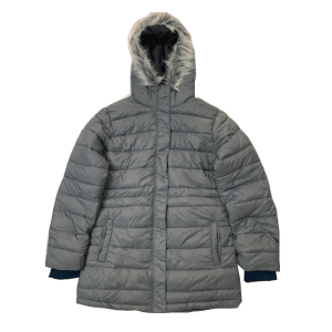 Women's Quilting Hooded Jacket