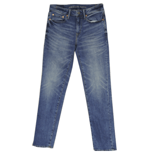 Men's 5 Pockets Athletic Fit Jean