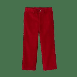 Boy's 5 Pockets Corduroy Pants