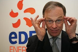 """Feb 2007: """"EDF will turn on its first nuclear plant in Britain before Christmas 2017 because it will be the right time,"""" Vincent de Rivaz, chief executive of UK division EDF Energy says. """"It is the moment of the power crunch. Without it the lights will go out."""""""