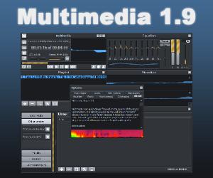 Multimedia Player 1.9
